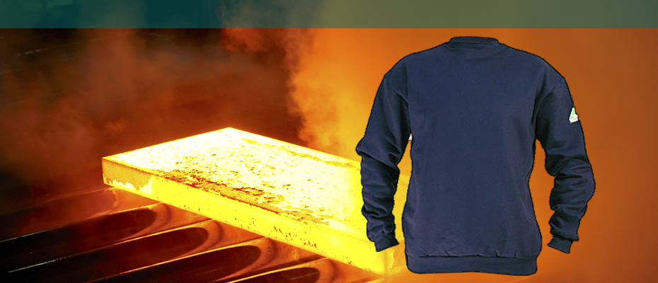 Flame Resistant Sweater